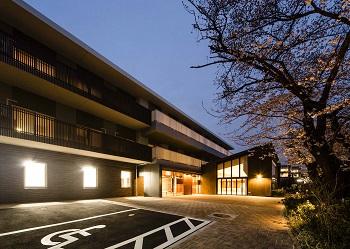 昭和郷高齢者複合施設内、高齢者住宅さくらガーデン